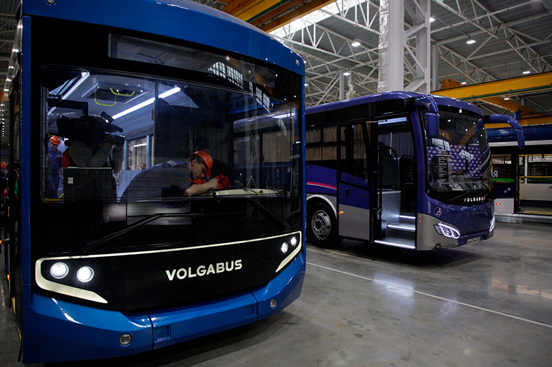 Завод VOLGABUS