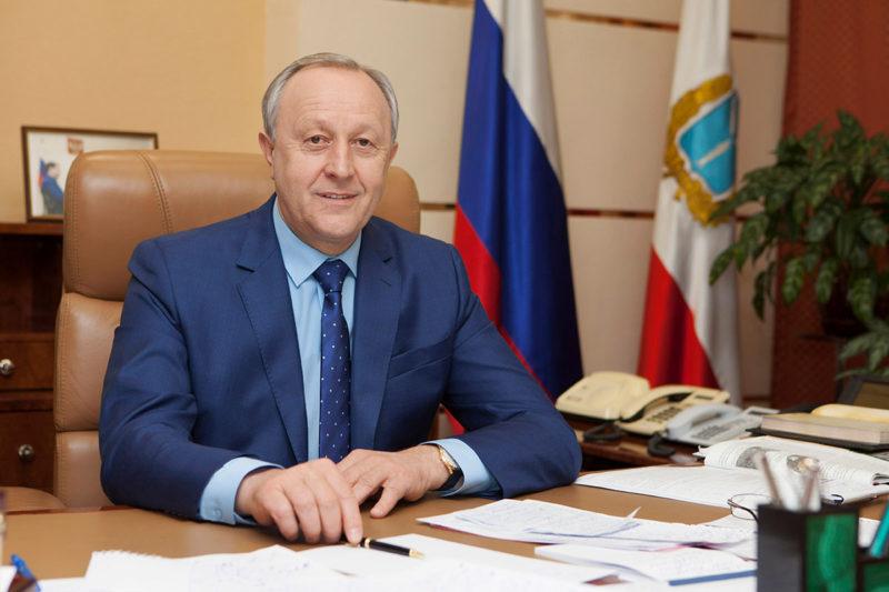 Приветственный адрес Губернатора Саратовской области В.В.Радаева