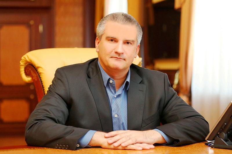 Аксёнов Сергей Валерьевич. Глава Республики Крым