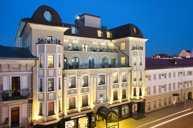 DoubleTree by Hilton Kazan